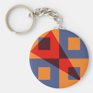 Albers Lissitzky Key Chain