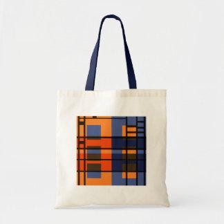 Albers & Mondrian Tote Bag