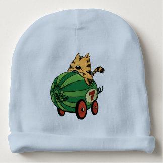 Albert and his watermelon ride baby beanie