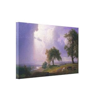 Albert Bierstadt - California Spring Gallery Wrap Canvas