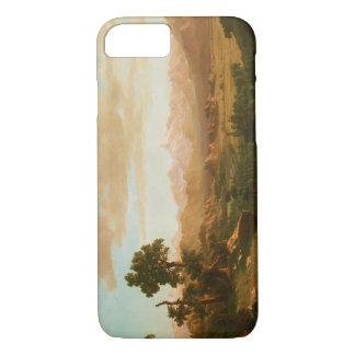 Albert Bierstadt - Wind River Country iPhone 7 Case