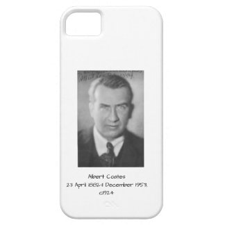Albert Coates c1924 Case For The iPhone 5