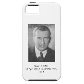 Albert Coates c1924 iPhone 5 Case