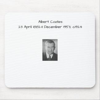 Albert Coates c1924 Mouse Pad