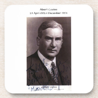 Albert Coates Coaster