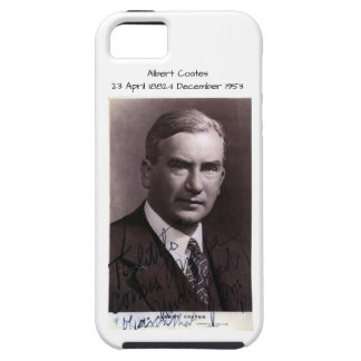 Albert Coates iPhone 5 Case