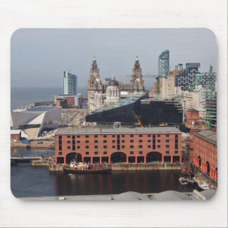 Albert Dock Liverpool - Mousepad