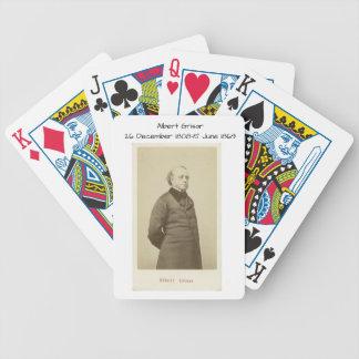 Albert Grisar Bicycle Playing Cards