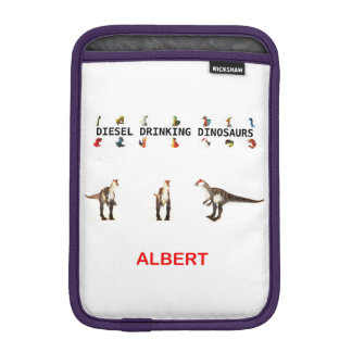 ALBERT iPad MINI SLEEVE