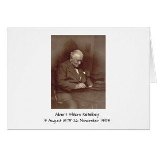 Albert William Ketelbey Card