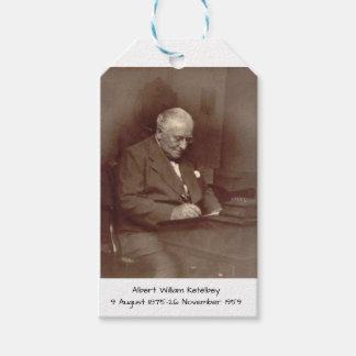 Albert William Ketelbey Gift Tags