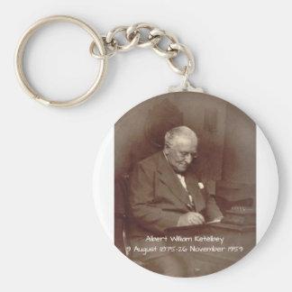 Albert William Ketelbey Key Ring