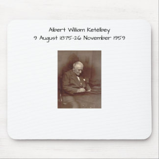Albert William Ketelbey Mouse Pad