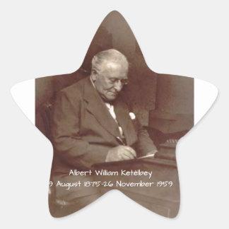 Albert William Ketelbey Star Sticker