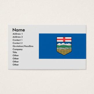 Alberta , Canada Business Card