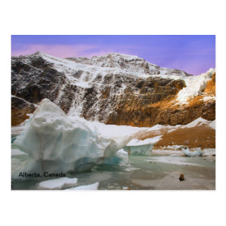 Alberta,Canada Postcard