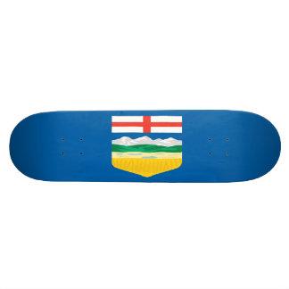 Alberta Flag Skateboard