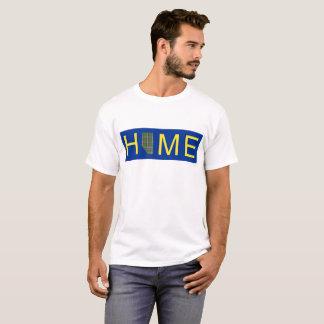 Alberta Home (Tartan) T-Shirt