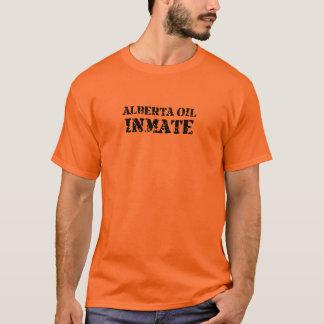 ALBERTA OIL INMATE T-Shirt
