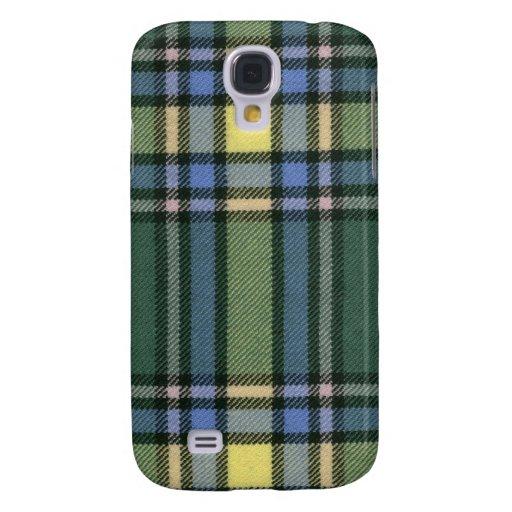 Alberta Tartan iPhone 3G/3GS Case Galaxy S4 Cases