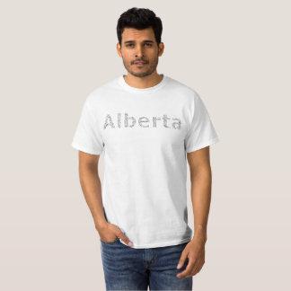 Alberta Text Word Art Shirt