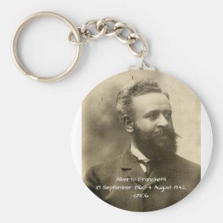 Alberto Franchetti c1906 Key Ring