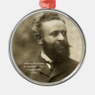 Alberto Franchetti c1906 Metal Ornament