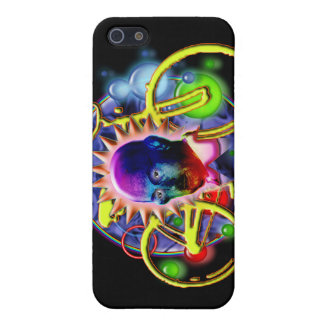 Albert's Wild Ride iPhone Case iPhone 5/5S Covers