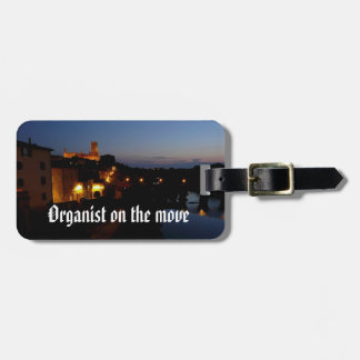 Albi Cathedral Luggage Tag