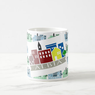 Albia Neighborhood Mug