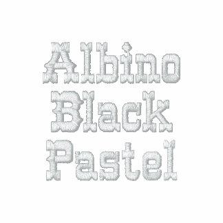 Albino Black PasteClassic Sherpa-lined Zip Hoodie