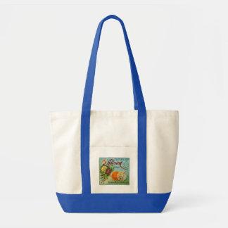 Albion Oranges Fruit Crate Label Impulse Tote Bag