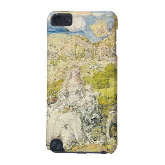 Albrecht Durer - Madonna with the many animals iPod Touch 5G Case
