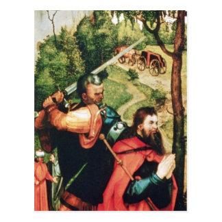 Albrecht Durer - Martyrdom of St James Postcard
