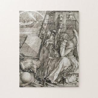 Albrecht Durer - Melancholia Jigsaw Puzzle