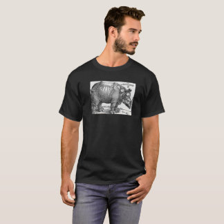 Albrecht Durer Rhinoceros T-Shirt