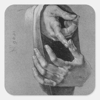 Albrecht Durer Sketch Stickers