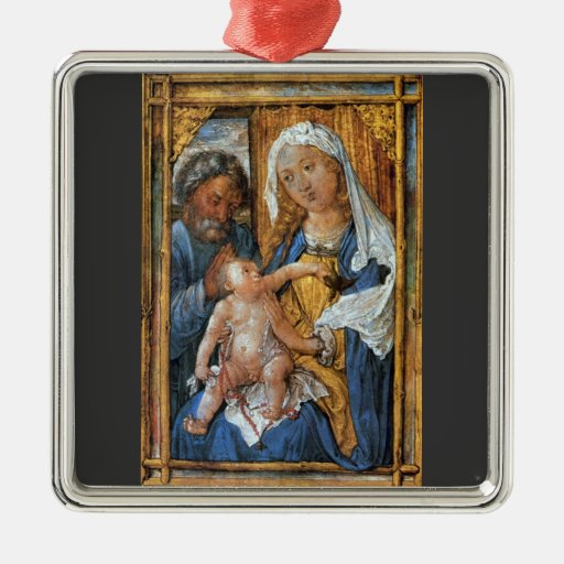 Albrecht Durer - The Holy Family Ornaments