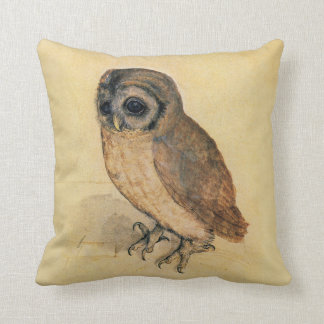 Albrecht Durer The Little Owl Cushion