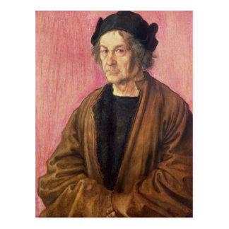 Albrecht Durer's Father, 1497 Postcard
