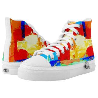 Albuquerque Artist Designed Sneakers