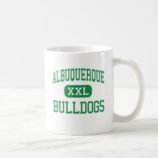 Albuquerque - Bulldogs - High - Albuquerque Coffee Mug