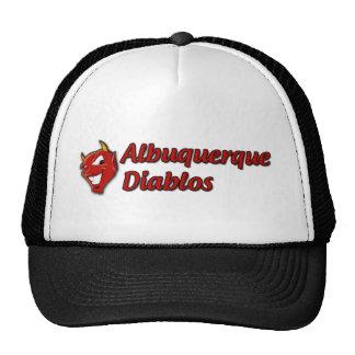 Albuquerque Diablos Cap