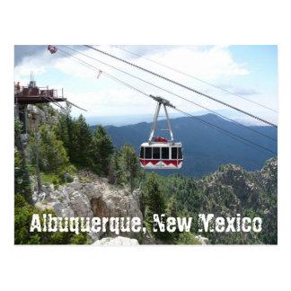 Albuquerque, New Mexico Postcard