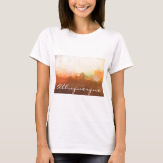 ALBUQUERQUE, NM SKYLINE - In the Clouds - T-Shirt