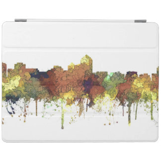 Albuquerque, NM Skyline - SG - Safari Buff iPad Cover