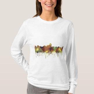 Albuquerque, NM Skyline - SG - Safari Buff T-Shirt