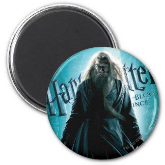 Albus Dumbledore HPE6 1 6 Cm Round Magnet