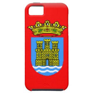Alcalá de Henares (Spain) Flag iPhone 5 Covers
