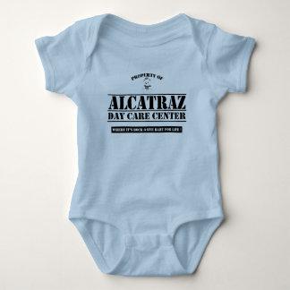 ALCATRAZ DAYCARE-1 BABY BODYSUIT